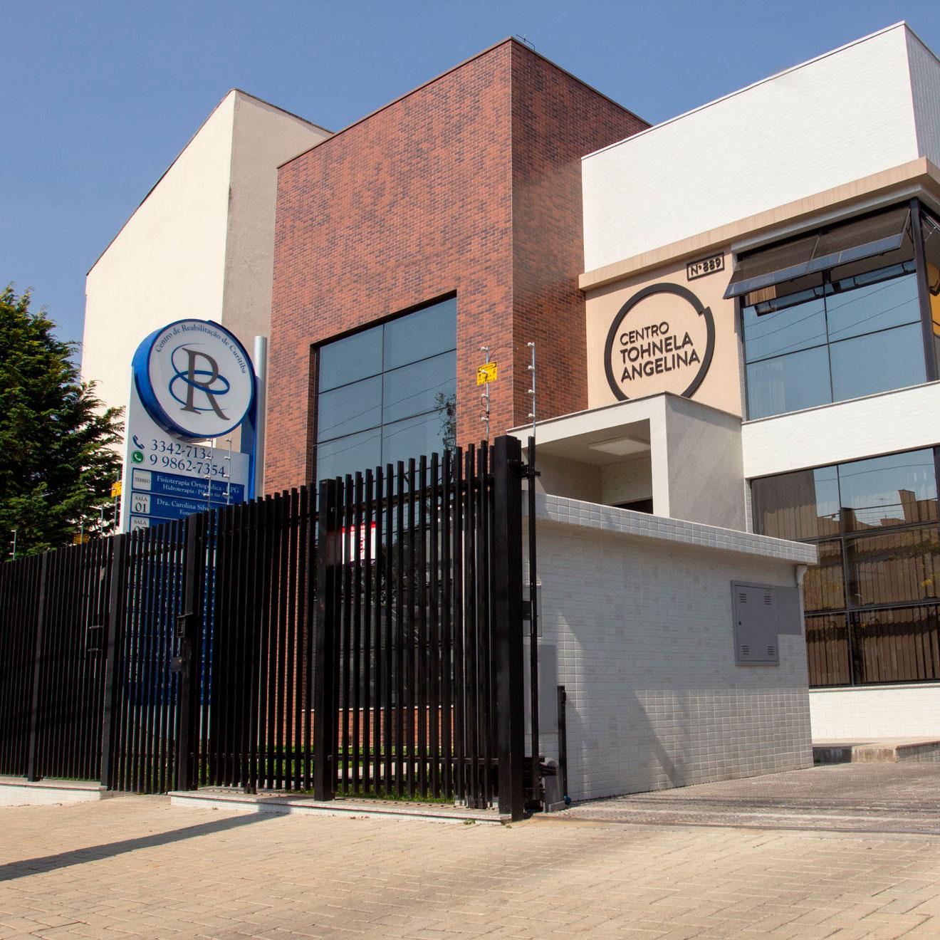 Clinica de reabilitação de Curitiba